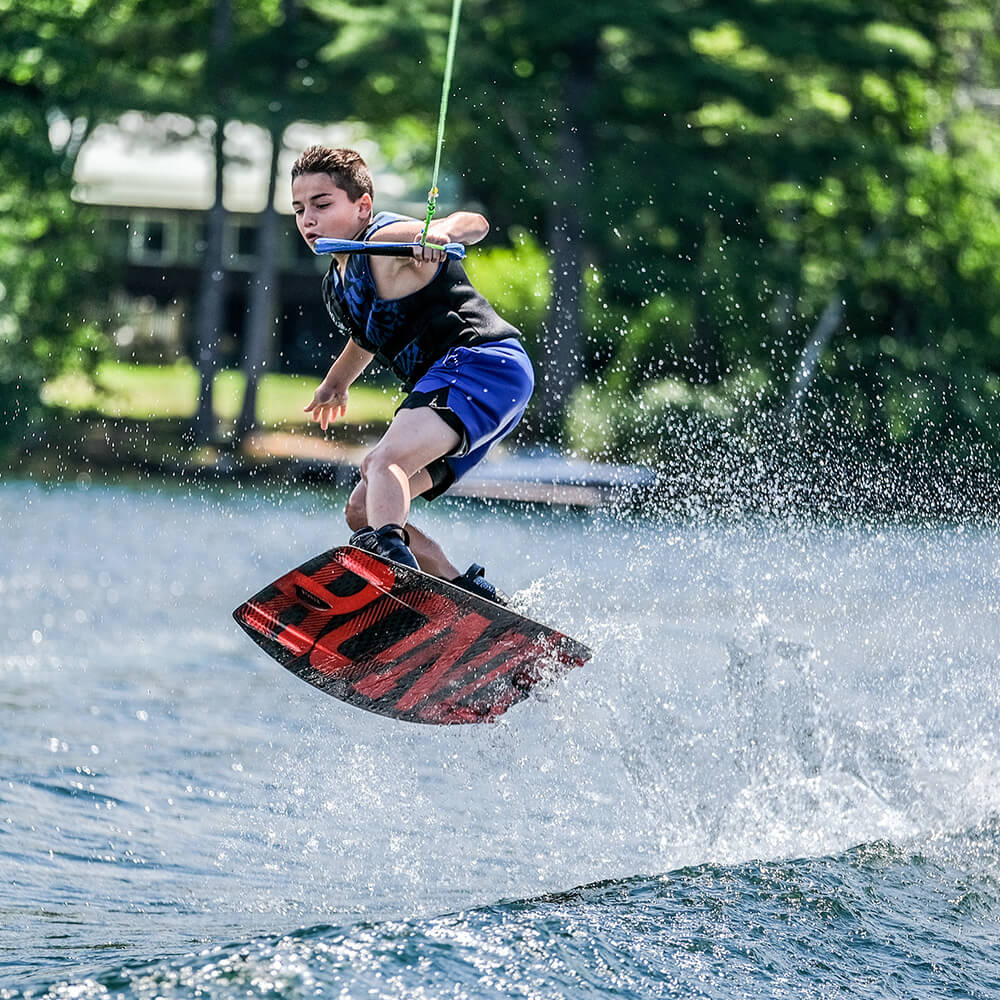 a-wakeboarding